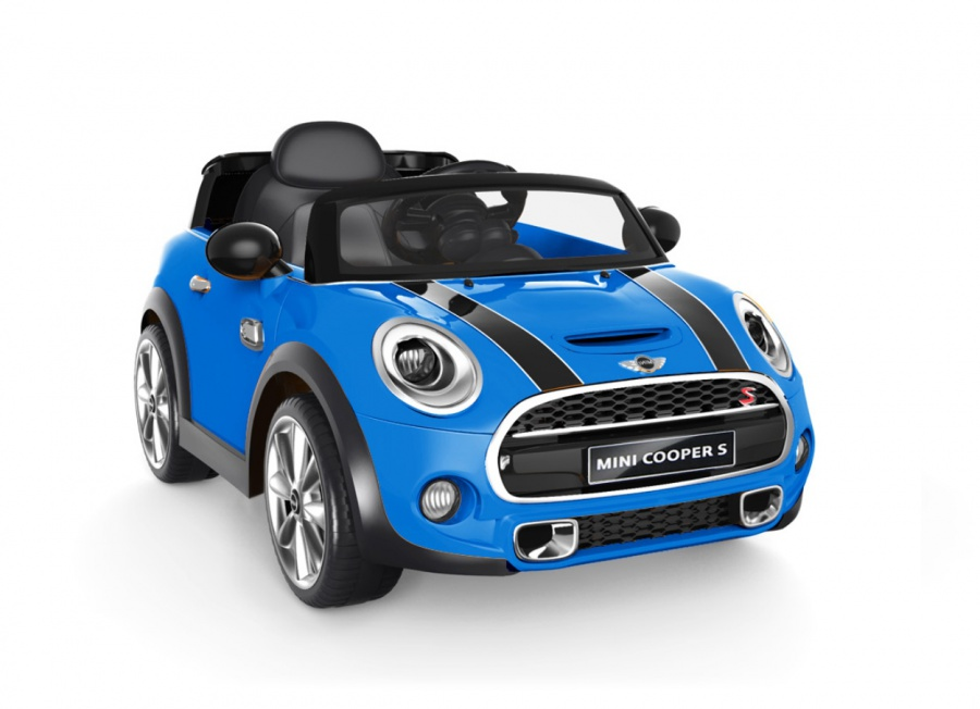 HECHT MINI HATCH BLUE