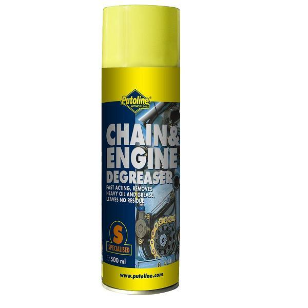 PUTOLINE Chain & Engine Degreaser 500ml P70049